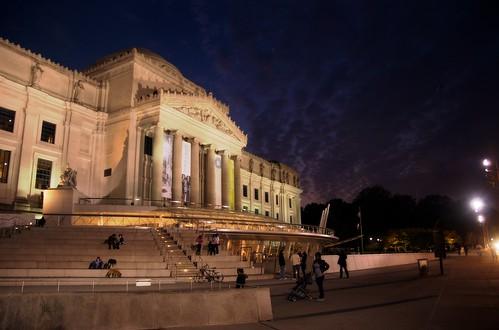 First Saturday, Brooklyn Museum