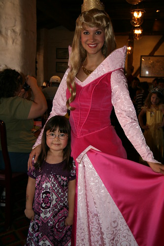 Dova and Princess Aurora