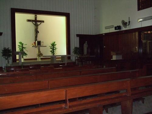 SXI chapel
