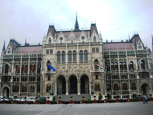 Budapest in Hungary - The Parliament #1