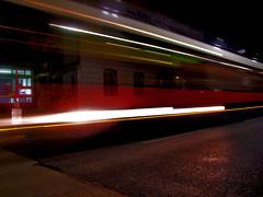 Night Bus (CoolMcFlash) Tags: