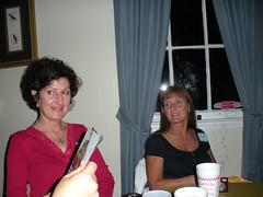 Joanne and Teresa