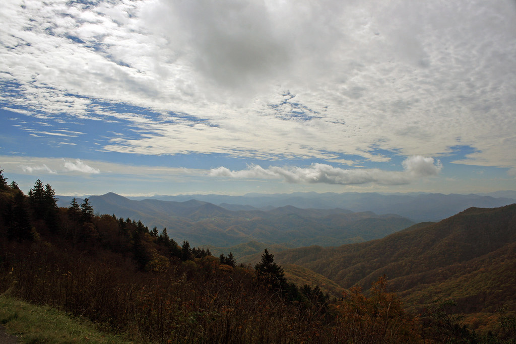 Another view of the Blue Ridge