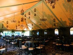 The Dining Pavilion - Billy Butchkavitz Designs