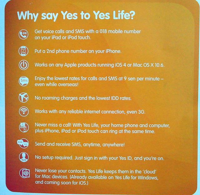 Yes Life iOS App (1)