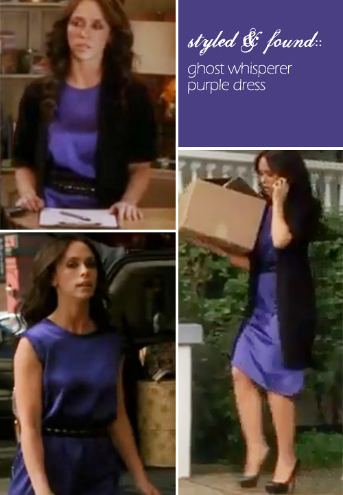 ghost-whisperer-fashion-purple-dress-dead-ringer-season-5 copy