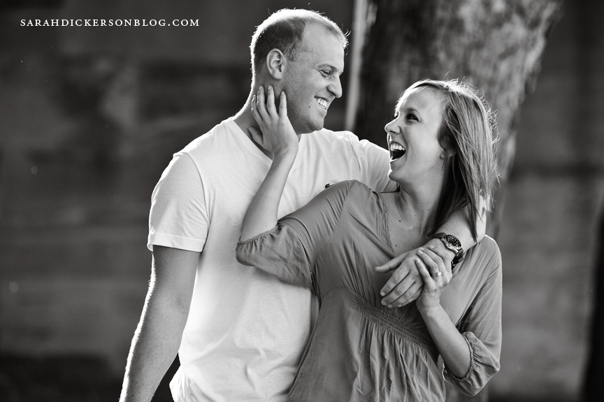 Kansas City Liberty Memorial engagement session