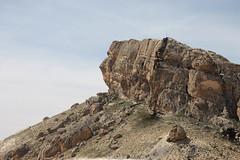 The rock of Ma'loula
