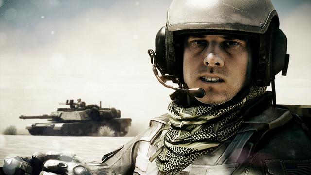 Battlefield 3 - Top Gun in a tank