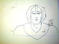 The Herculoids Hanna-Barbera animation pencil art (Nemo Academy) Tags: original hanna drawing herculoids barbera the