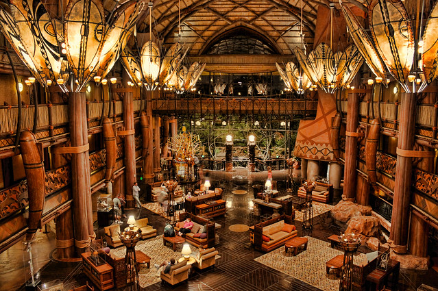 Daily Disney – Animal Kingdom Lodge