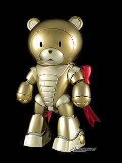 BANDAI  Golden Beacguy III 金色熊亞凱III