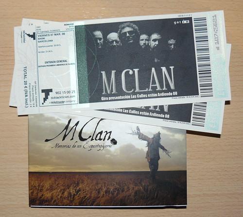 Pack M-Clan