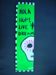 Artwork for NoLA Rising Art Auction Donated by Mojo