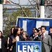 Kamala Harris endorsing Mark Leno