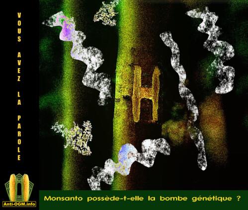 Bombe génétique
