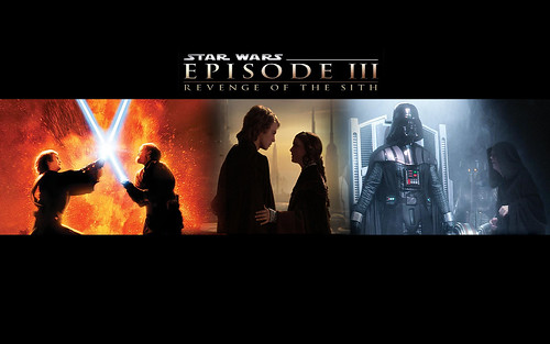 star wars episode 3 wallpaper