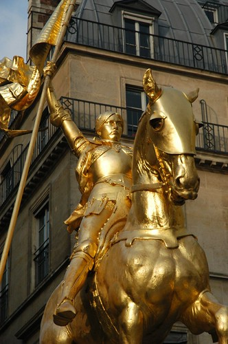 Joan (Jeanne) of Arc
