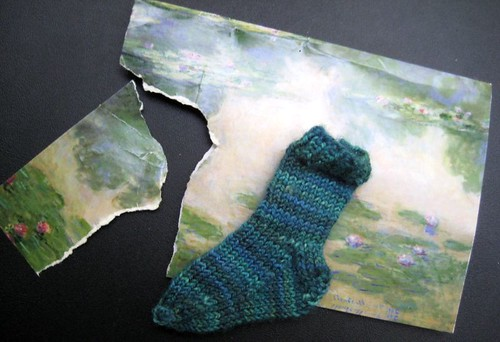 Wee tiny Sock II
