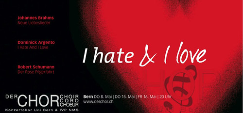 I Hate & I Love