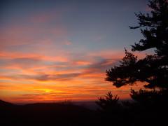 BRP Sunset 4/17 (djwilliamson) Tags: blue sunset ridge parkway blueridgeparkway anawesomeshot absolutelystunningscapes