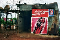 Coca Cola in Soweto