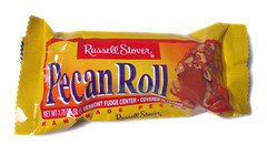 Russell Stover Pecan Roll Package