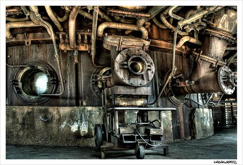 Steelworks / Furnace