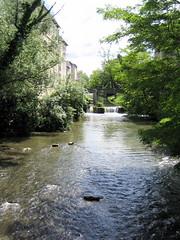Carcassonne: Aude River