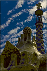 Park Gell (janusz l) Tags: barcelona park architecture geotagged bravo gaudi parkguell parkgell 652 janusz littlestories leszczynski abigfave geo:lat=4141359 geo:lon=2152923 picswithsoul