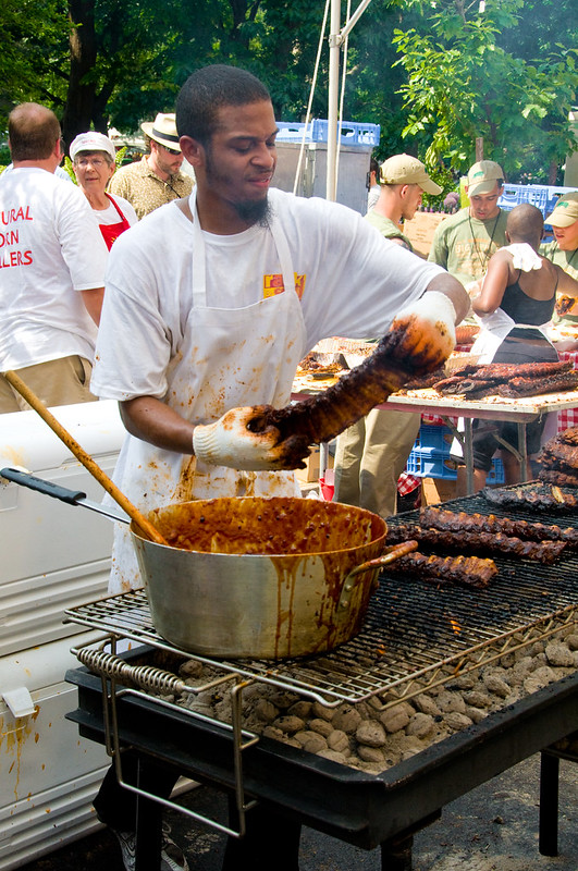 Big Apple Barbecue Block Party 2008
