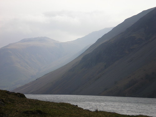 Scafell & Scafell Pike from Wastwater by richie@merseyventure.