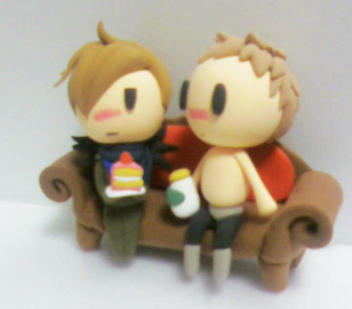 GEChibis Gavin+Scout