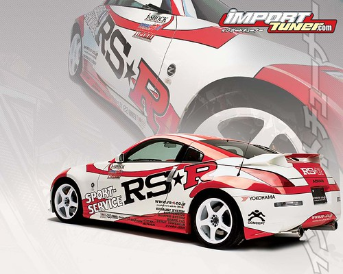 tuned cars wallpaper. Nissan 350Z Tuning Car · Nissan_350Z,_Tuning_Car,_Import_Tuner_2003