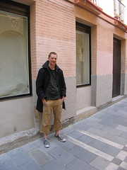 "Tim in Pamplona • <a style=""font-size:0.8em;"" href=""http://www.flickr.com/photos/48277923@N00/2620474137/"" target=""_blank"">View on Flickr</a>"