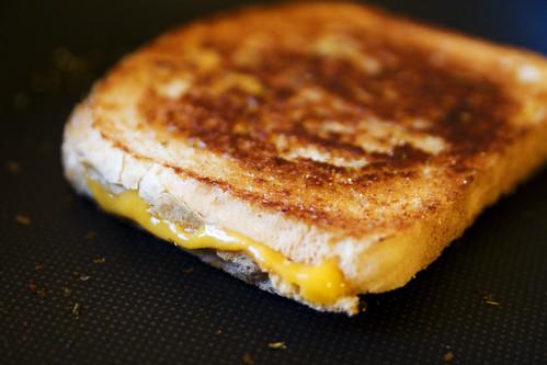 grill cheese sammich