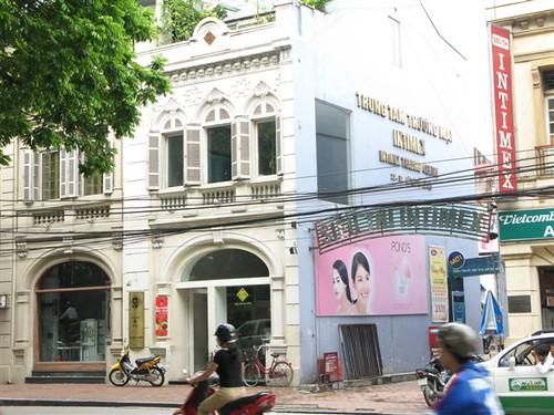 Hanoi building