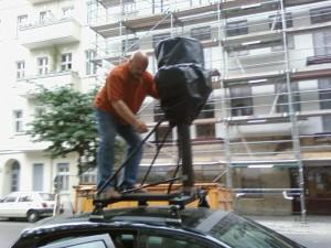 StreetView-Fahrer