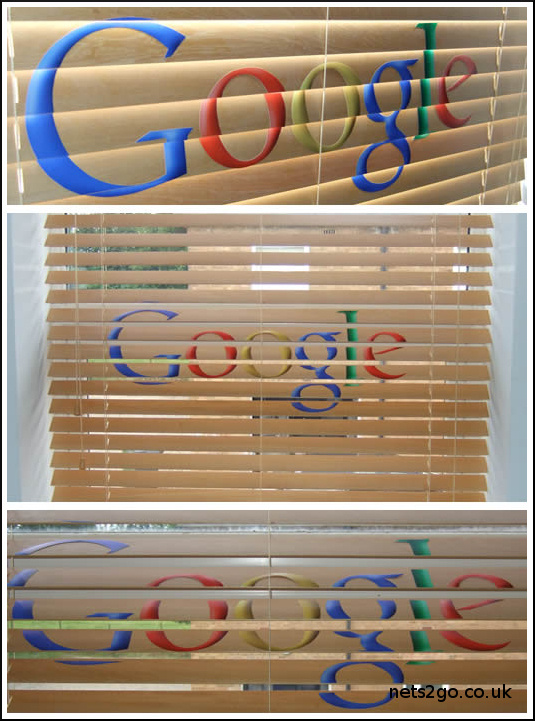 Google Made to measure Blinds