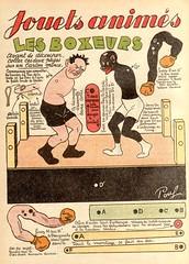 jouet boxeurs