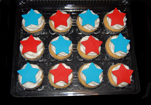 pictures of fourth of july cakes. 4th of July cupcakes