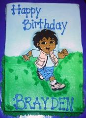 Brayden's Deigo Cake