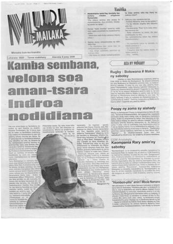 Baby Kamba news