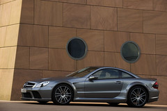Mercedes SL 65 AMG Black Series pic