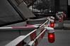 Bridge Gates (Skept) Tags: chicago illinois nikon gate ss redlight adamstreet movablebridge basculebridge d40
