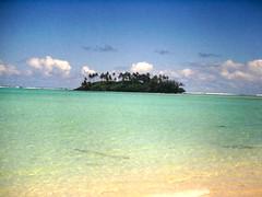 Small Island @ Rarotonga