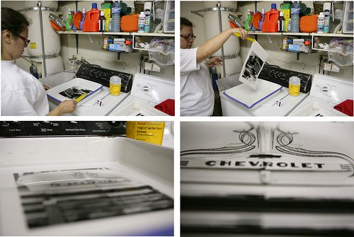 Toning a print-- the old school way