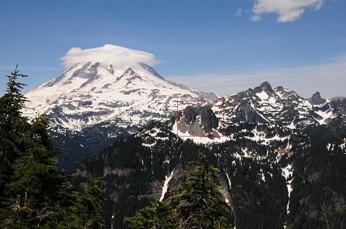 Mt Rainier 3049