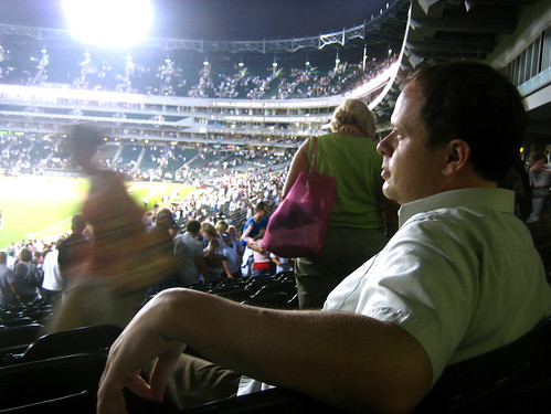 Trey at the Cell