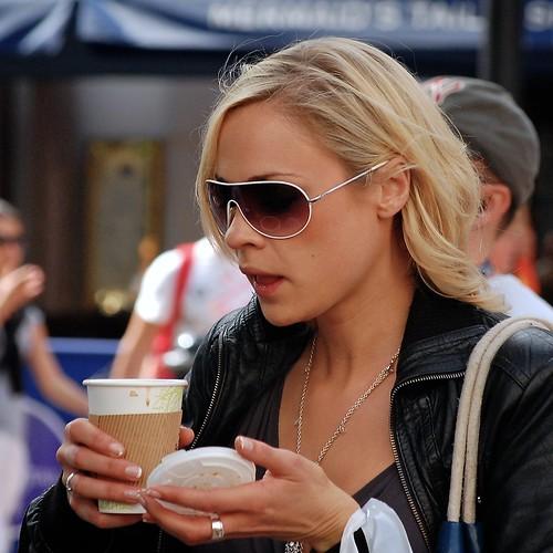 Hmmm... Coffee